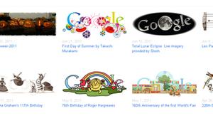 Google ra mắt trang biểu tượng mới