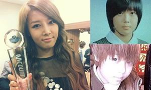Ảnh 'ngày xưa ơi' của thành viên Wonder Girls... đẹp trai khó tả