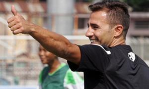 Thủ môn U15 'khuất phục' Fabio Cannavaro