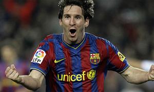 Sự nghiệp của Messi bắt đầu từ... một mảnh giấy ăn