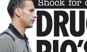 Cảnh sát phá 'ổ' cần sa của Rio Ferdinand