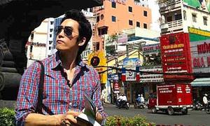 Song Seung Hun khoe ảnh chụp ở TP HCM