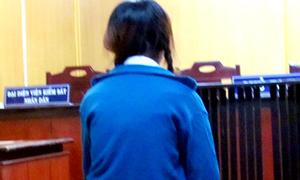 Thiếu nữ tát CSGT đập đầu vì không được hưởng án treo