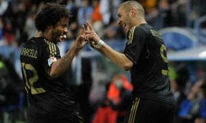 Real giành chiến thắng nhờ bàn thắng 'hớ hênh'