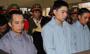 Lê Văn Luyện nhận mức án 18 năm tù