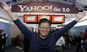 Nhà đồng sáng lập Yahoo từ chức