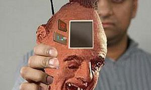 Những mẫu điện thoại lạ lùng