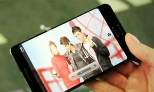 Smartphone Galaxy S III xuất hiện