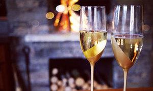 Nhuộm vàng ly rượu mừng năm mới