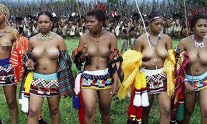 Giải mã ý nghĩa trang sức của cô dâu châu Phi