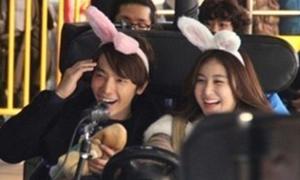 'Phát hiện' Dong Hae và Son Eun Seo hẹn hò