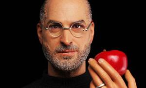 Búp bê hình Steve Jobs bị cấm bán