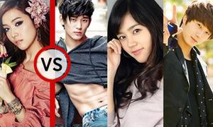 Jessica SNSD đối đầu với Jung Il Woo và Kim Soo Hyun