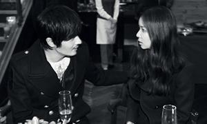 Jang Dong Gun âu yếm vợ dịu dàng đến ngưỡng mộ