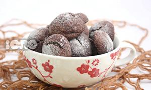 Chocolate Crinkles cho Tết ngọt ngào