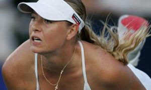 Nhanh tay chộp ngay phút sexy của sao quần vợt nữ
