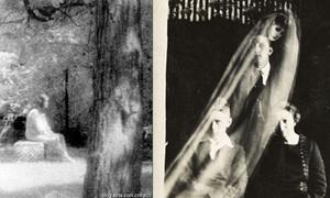 Những bức ảnh ma gây 'sốt' mọi thời đại
