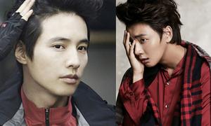 Bảnh trai, lịch lãm như Won Bin và Yoon Shi Yoon