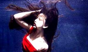 Valentine lãng mạn dưới nước cùng 'Tiểu Thư Kỳ'
