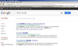 'Chiêu độc' tìm kiếm với Google