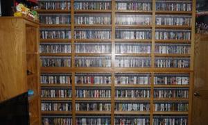 Chiêm ngưỡng bộ sưu tập game PlayStation 'khủng' nhất thế giới