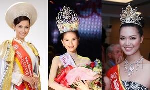 Những Hoa hậu bị 'đòi' tước danh hiệu