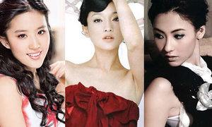 Tạo hình cổ trang nổi tiếng của mỹ nhân gốc Hoa