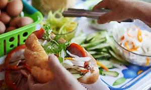 Clip ẩm thực Việt Nam siêu ngon của người nước ngoài