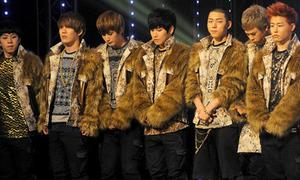Block B 'mất tích' trên 3 sân khấu lớn