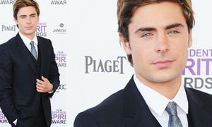 Zac Efron lịch lãm tại Spirit Awards