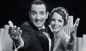 Oscar 2012: 'Phim câm' của Pháp được vinh danh