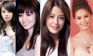 'Số phận' khác biệt của 4 đời bạn gái Châu Kiệt Luân