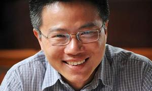GS Ngô Bảo Châu viết tiểu thuyết