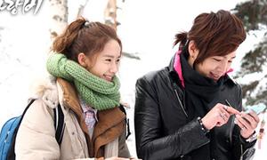 Ngắm Yoon A SNSD dễ thương trong 'Love Rain'