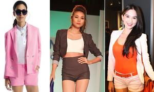 Mùa hè đóng bộ - hot trend 2012