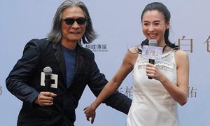 Trương Bá Chi bị đạo diễn 'sàm sỡ' vòng ba