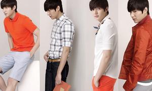 IU và 'tiểu' So Ji Sub kute hết cỡ với áo phông mùa hè