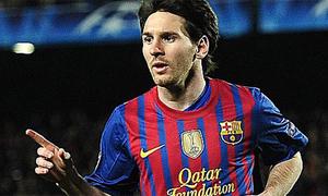 Lionel Messi kiếm tiền khủng nhất làng bóng đá