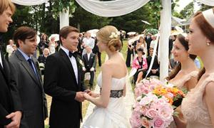 Đám cưới hỗn loạn của 'Dân chơi kiểu Úc'
