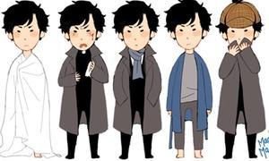 Hiện đại và mê hoặc với Sherlock Holmes thế kỉ 21