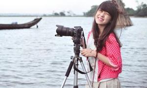 Hotgirl Việt dễ thương trên truyền hình Nhật Bản