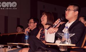 Chìm đắm trong đêm thi tài năng của du học sinh Việt tại Singapore