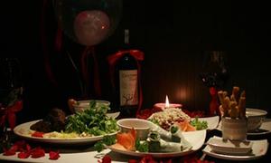 Ăn tối dưới ánh nến cùng TreBBQ
