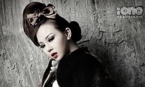 Boo Yang Bảo Ngọc hóa quý cô cổ điển