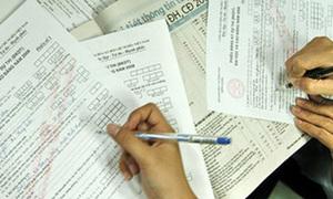 Tỷ lệ hồ sơ nộp vào ngành kinh tế, tài chính rất cao