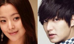 Lee Min Ho yêu Kim Hee Sun trong phim mới