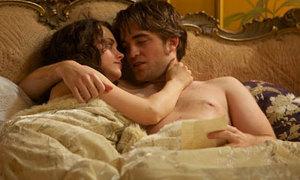 Nóng bỏng mắt với phim mới của Robert Pattinson