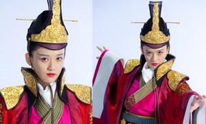 'Tân Tiếu ngạo giang hồ' hé lộ tạo hình Đông Phương Bất Bại