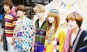 SHINee được trả lương cao nhất các nhóm nhạc cùng tuổi