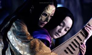 'Họa bì 2' tung cảnh thân mật đáng ngờ của Triệu Vy - Châu Tấn